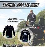 Custom Jopa MX Shirt