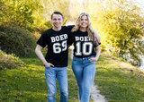 Zwart T-shirt Boer 69