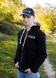 Zwarte cap I love Tractors & Bier