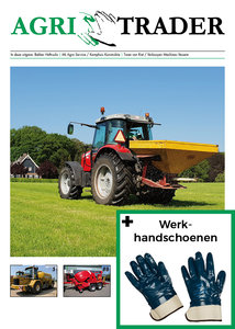 Jaarabonnement Agri Trader met gratis heavy duty werkhandschoenen