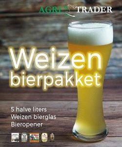 Agri Trader Weizen Bierpakket